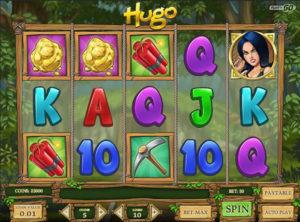 Hugo Spilleautomaten - Screenshot 4