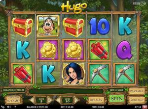 Hugo Spilleautomaten - Screenshot 5