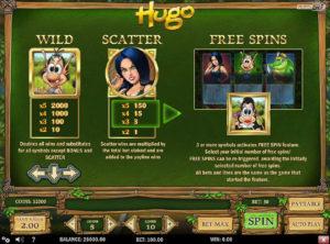 Hugo Spilleautomaten - Screenshot 7