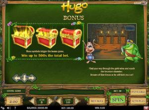 Hugo Spilleautomaten - Screenshot 8