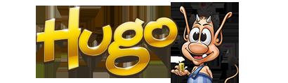 Hugo spilleautomat demospil
