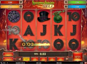 Leprechaun Goes To Hell slotmaskinen SS-04