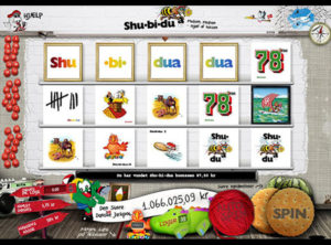 Shu-bi-dua slotmaskinen SS-03