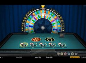 Super Wheel slotmaskinen SS-02