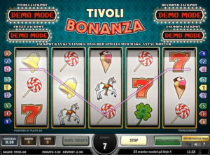 Tivoli Bonanza slotmaskinen SS-01
