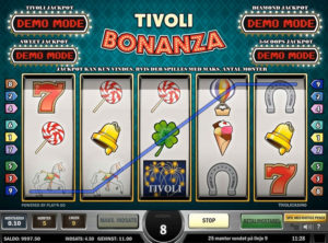 Tivoli Bonanza slotmaskinen SS-02