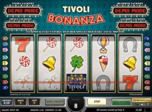 Tivoli Bonanza slotmaskinen SS-03