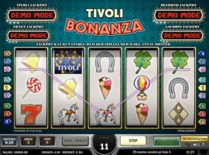 Tivoli Bonanza slotmaskinen SS-04