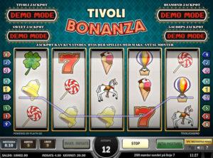 Tivoli Bonanza slotmaskinen SS-05
