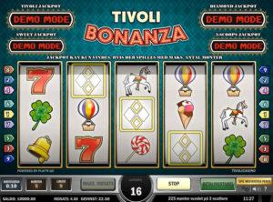 Tivoli Bonanza slotmaskinen SS-06
