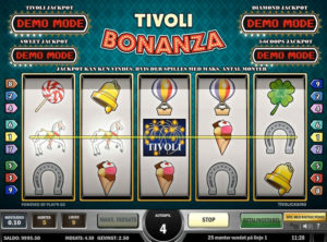 Tivoli Bonanza slotmaskinen SS-07