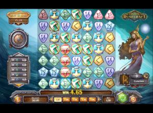 Viking Runecraft slotmaskinen SS-03