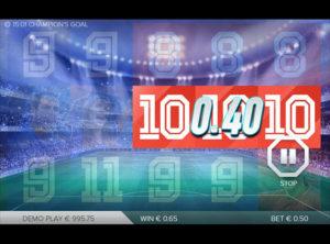 Champions Goal slotmaskinen SS-08