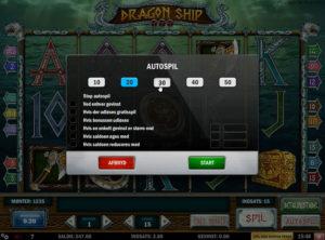 Dragon Ship slotmaskinen SS-02
