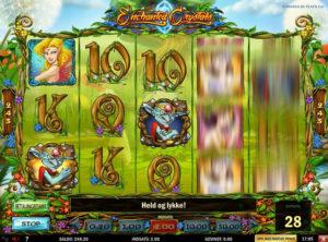 Enchanted Crystals slotmaskinen SS-05