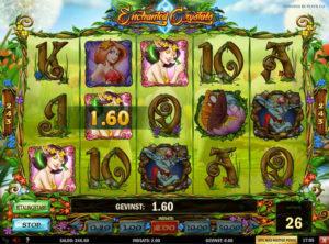 Enchanted Crystals slotmaskinen SS-07