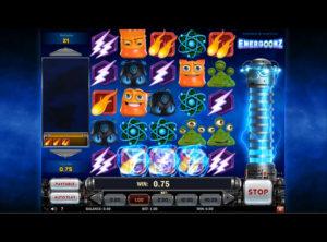 Energoonz slotmaskinen SS-01