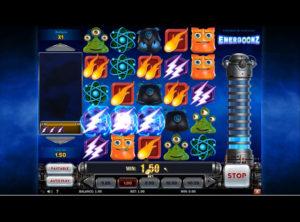 Energoonz slotmaskinen SS-02