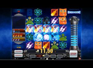 Energoonz slotmaskinen SS-03