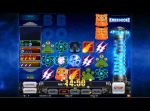 Energoonz slotmaskinen SS-04