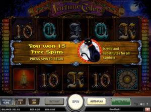 Fortune Teller slotmakinen SS-05