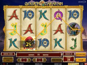 Golden Caravan slotmaskinen SS-04