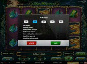 Jade Magician slotmaskinen SS-02