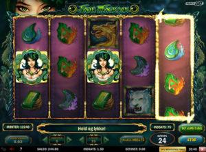 Jade Magician slotmaskinen SS-07