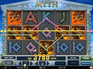 Myth slotmaskinen SS-03