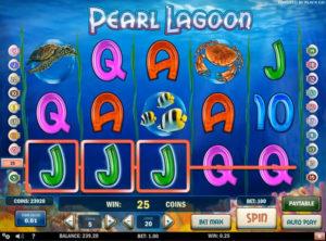 Pearl Lagoon slotmaskinen SS-03