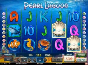 Pearl Lagoon slotmaskinen SS-06