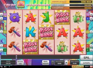 Piggy Bank slotmaskinen SS-02