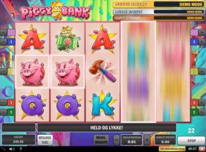 Piggy Bank slotmaskinen SS-05
