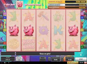 Piggy Bank slotmaskinen SS-08