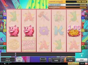 Piggy Bank slotmaskinen SS-10