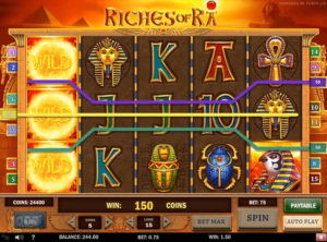 Riches of Ra slotmaskinen_SS-01