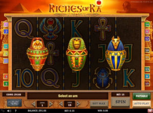 Riches of Ra slotmaskinen_SS-04