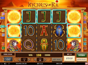 Riches of Ra slotmaskinen_SS-06