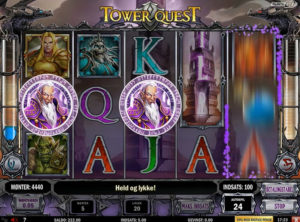 Tower Quest slotmaskinen SS-05