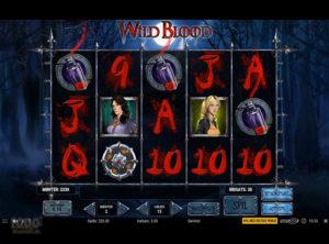 Wild Blood slotmaskinen SS-05