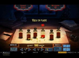 Wild Blood slotmaskinen SS-07