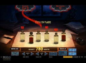 Wild Blood slotmaskinen SS-09