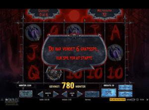 Wild Blood slotmaskinen SS-10