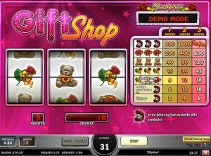 Gift Shop slotmaskinen SS-08