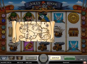 Jolly Roger slotmakinen SS-04