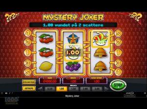 Mystery Joker slotmaskinen SS-07
