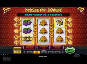 Mystery Joker slotmaskinen SS-09