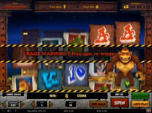 Rage to Riches slotmaskinen SS-07