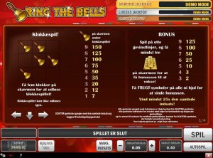 Ring The Bells slotmaskinen SS-03