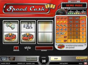 Speed Cash slotmaskinen SS-02